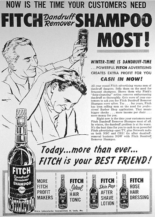 Fitch Shampoo Barber