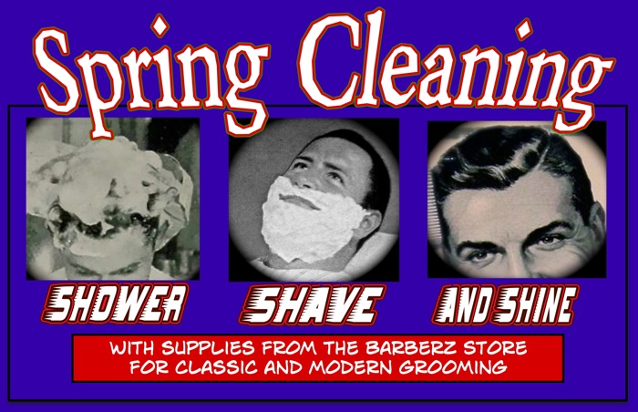 Shower, Shave, and Shine at Barberz.com