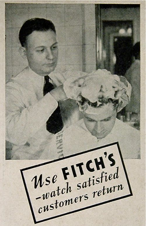 Fitch barber shop